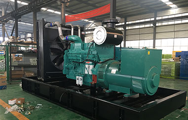 Where do generator manufacturers choose to need care